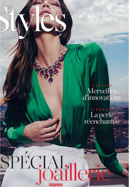 L'EXPRESS STYLES, SPÉCIAL JOAILLERIE – Pacôma Paris