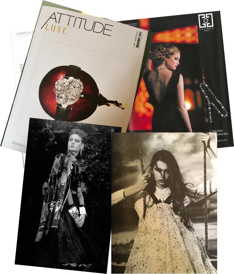 Attitude Luxe N°6 HIVER 2016/2017 – Pacôma Paris