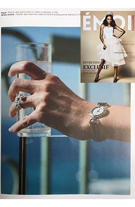 EMOI Magazine – Pacôma Paris